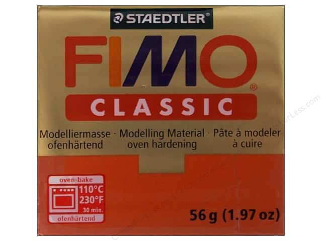 Fimo Classic Clay 56gm Terracotta