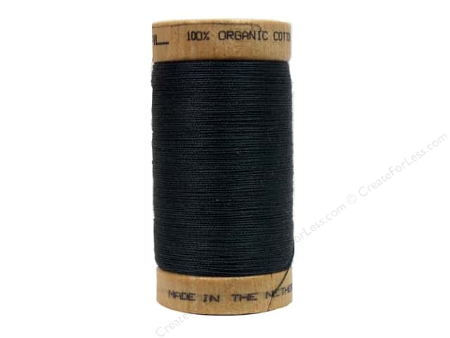 Scanfil Organic Cotton Thread Coal