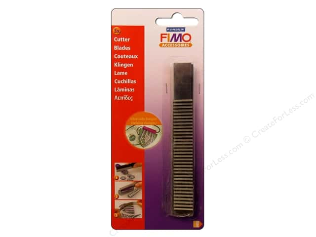 Fimo Tools Cutter Blade Set 3pc