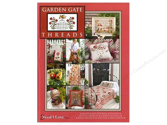 Need'l Love Company Garden Gate Threads Book