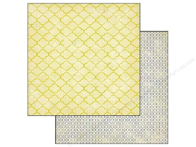 Crate Paper 12 x 12 in. Paper On Trend La Mode (25 pieces)
