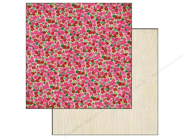 Crate Paper 12 x 12 in. Paper On Trend Latest (25 sheets)