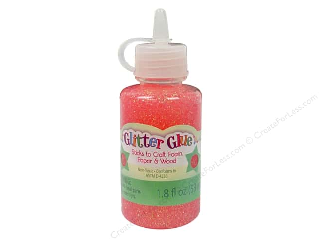 Sulyn Glitter Glue 1.8oz Sparkly Princess Iris