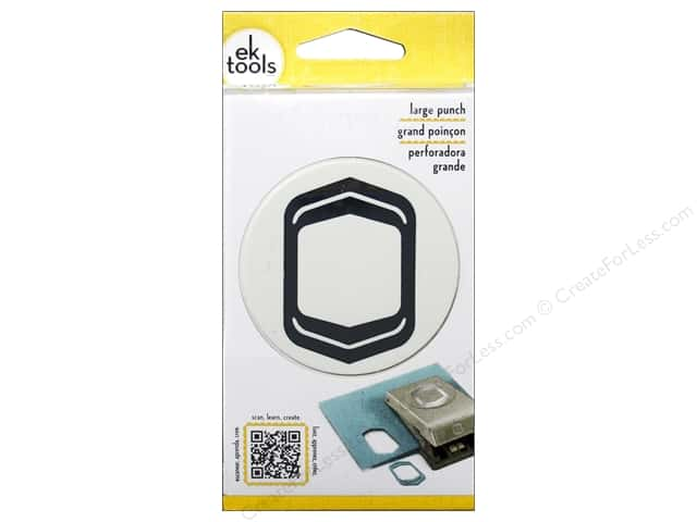 EK Paper Shapers Large Punch Border Frame
