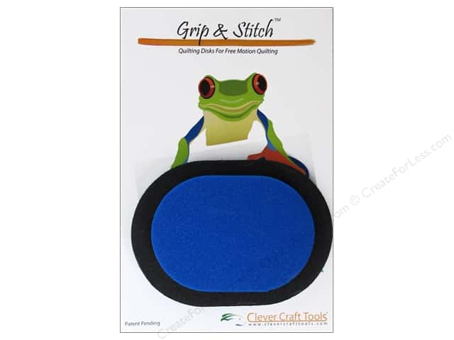 Clever Craft Tools Grip & Stitch Quilting Disks