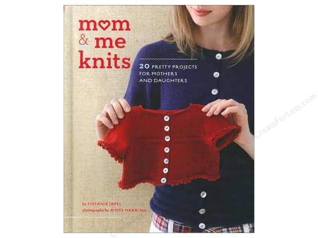 Chronicle Mom And Me Knits Book by Stefanie Japel