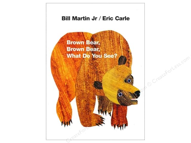 Henry Holt Brown Bear Brown Bear What Do You See Book