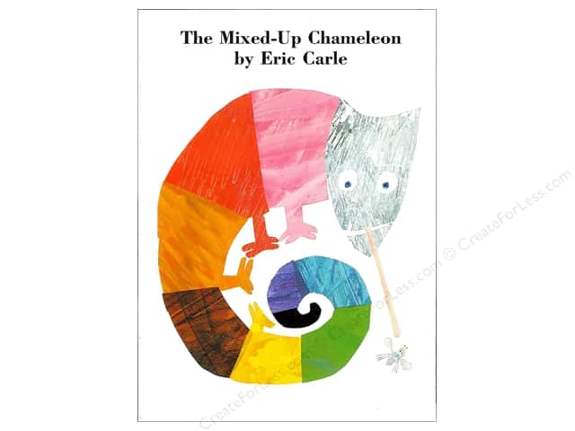 Harper Collins The Mixed Up Chameleon Board Book