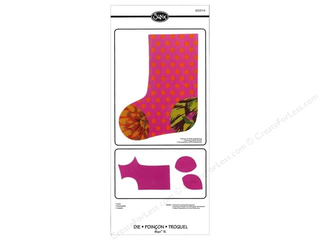 Sizzix Bigz XL Die Sock by Rachael Bright