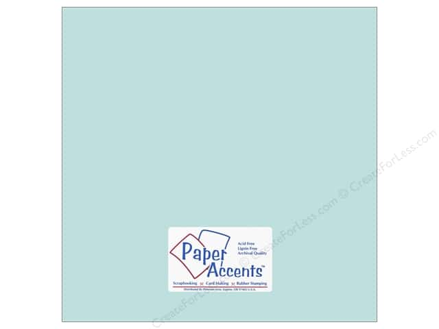 Cardstock 12 x 12 in. #18033 Smooth Tropical Essence by Paper Accents (25 sheets)