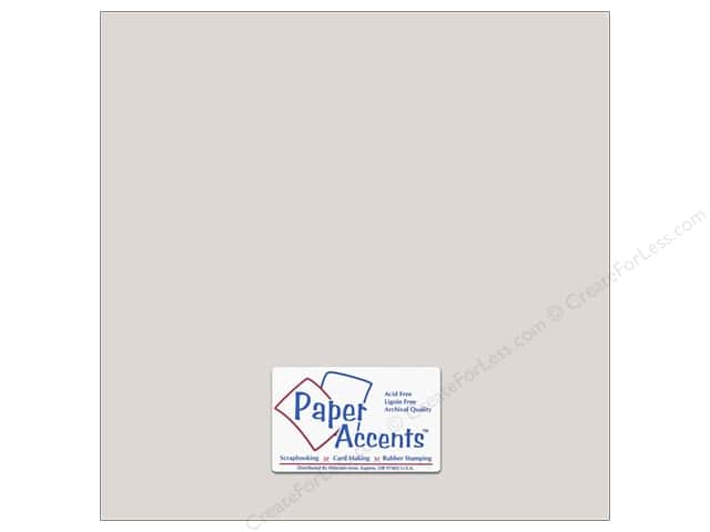 Cardstock 12 x 12 in. #18073 Smooth Mystique by Paper Accents (25 sheets)