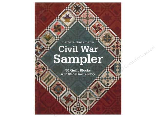 C&T Publishing Civil War Sampler Book