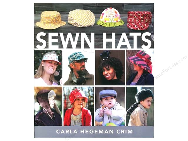 Wiley Publications Sewn Hats Book