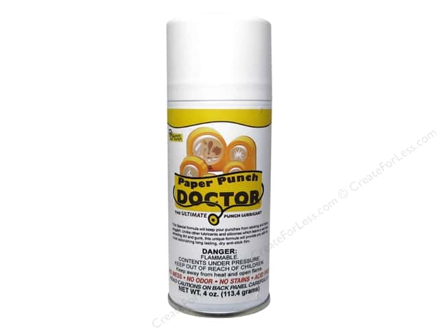 Punch Bunch Paper Punch Doctor 4oz