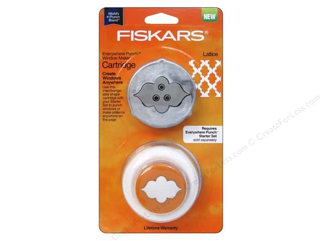 Fiskars Everywhere Punch Lattice