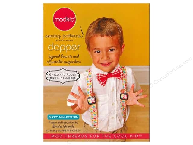 ModKid Micro Mini Dapper Pattern