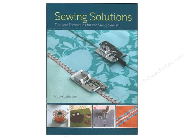 Interweave Press Sewing Solutions Book