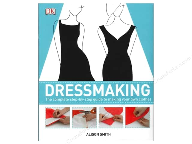 DK Publishing Dressmaking Book