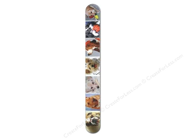 FotoFiles Nail File 7 in. Doggies