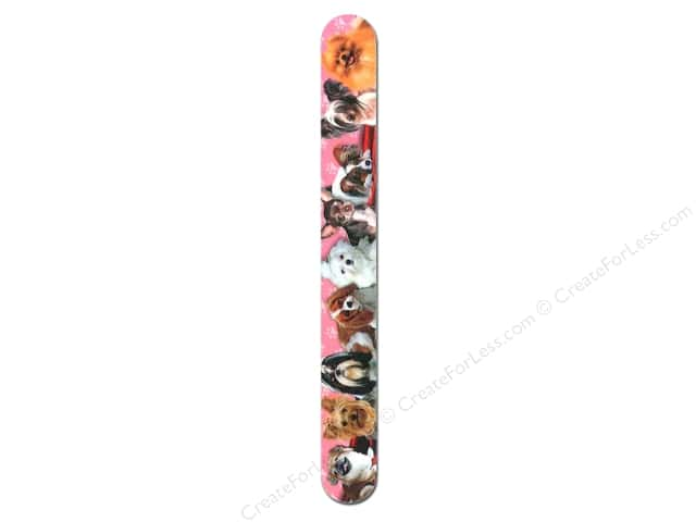 FotoFiles Nail File 7 in. Toy Dogs II