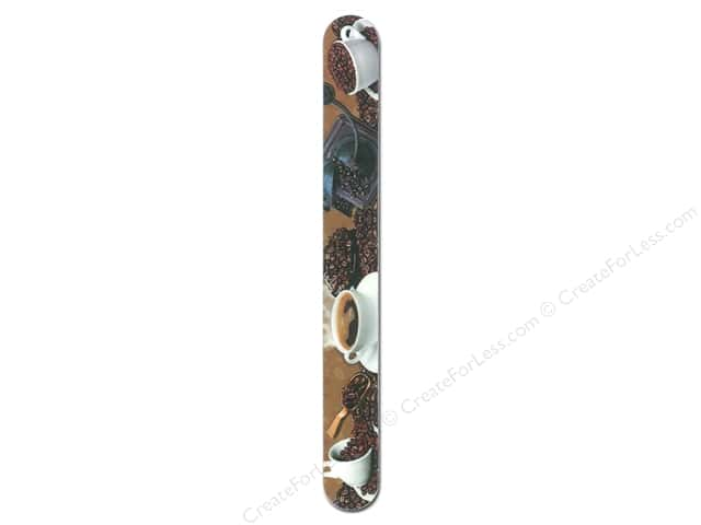 "FotoFiles Nail File 7"" Coffee"