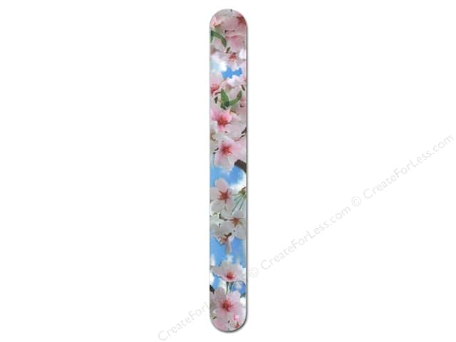 FotoFiles Nail File 7 in. Cherry Blossoms