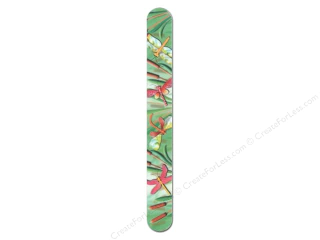 FotoFiles Nail File 7 in. Dragonflies