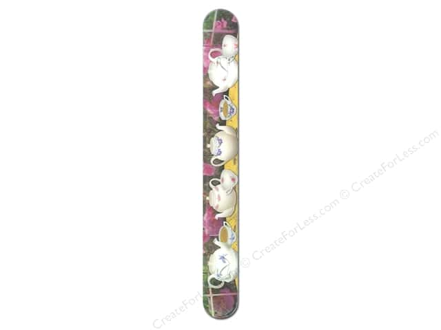 FotoFiles Nail File 7 in. Teapots