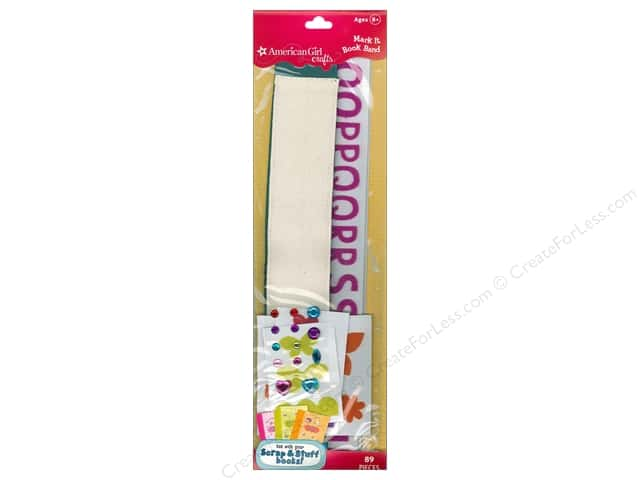 American Girl Embellishments Mark It Book Band