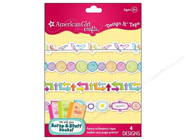 American Girl Embellishments Design It Tape