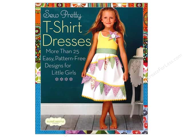 Sixth & Spring Sew Pretty T-Shirt Dresses Book by Sweet Seams