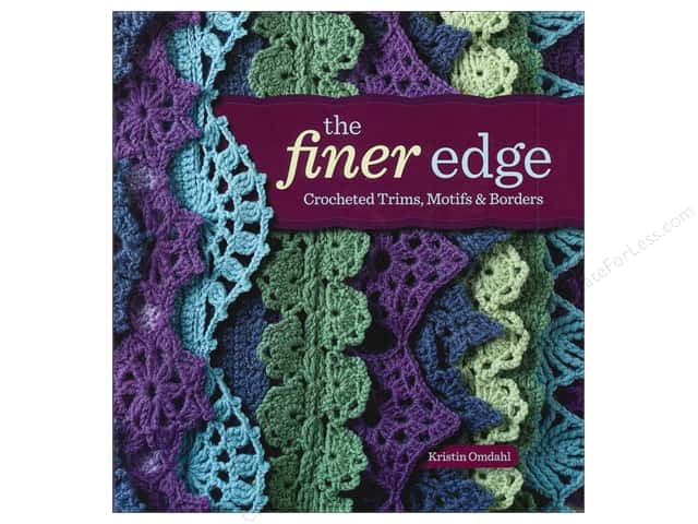 Interweave Press The Finer Edge Book by Kristin Omdahl
