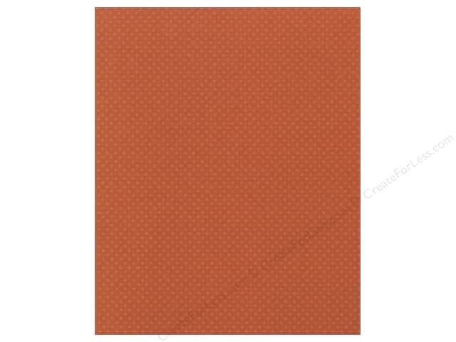 Bazzill 8 1/2 x 11 in. Cardstock Dotted Swiss Clay 25pc