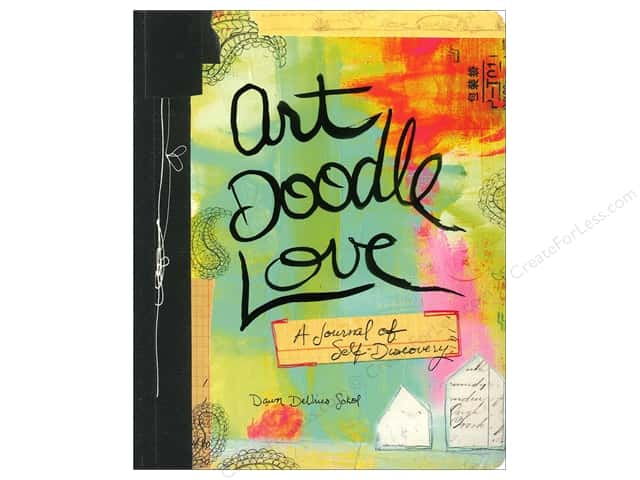 Stewart Tabori & Chang  Art Doodle Love: A Journal of Self-Discovery by Dawn DeVries Sokol