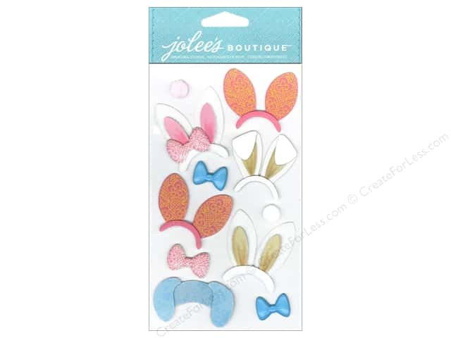 Jolee's Boutique Stickers Dressups Bunny Ears
