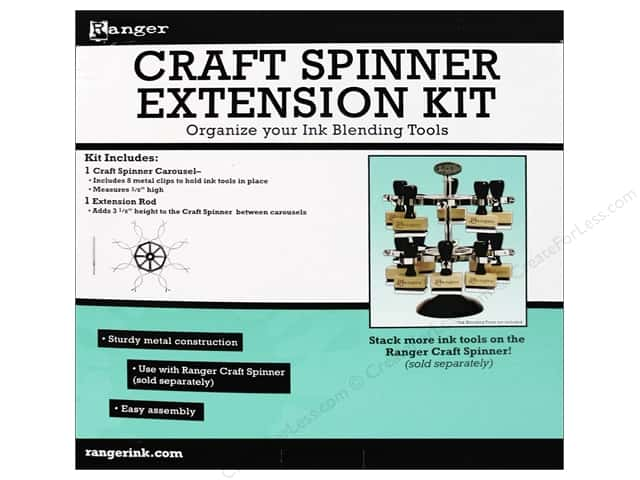 Ranger Essentials Craft Spinner Extension Kit