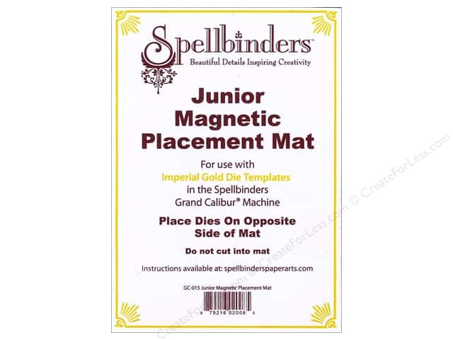 Spellbinders Junior Magnetic Placement Mat