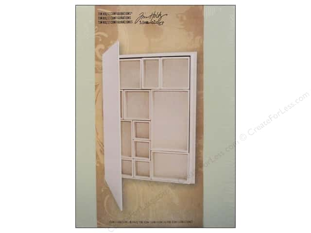Tim Holtz Idea-ology Configuration Book