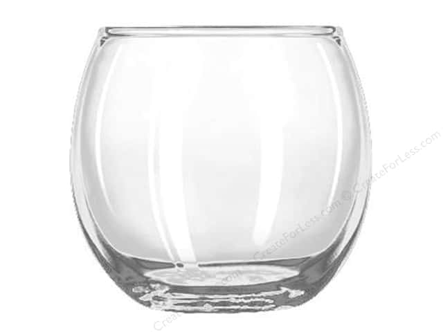 "Crisa by Libbey Glass Roly Poly Votive 2.5"" (24 pieces)"