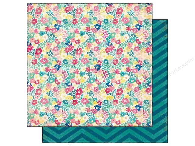 Crate Paper 12 x 12 in. Paper Maggie Holmes Wonderful (25 pieces)