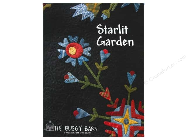 Buggy Barn Starlit Garden Book