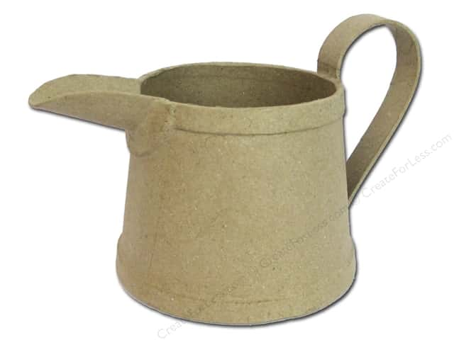 Paper Mache Pitcher by Craft Pedlers