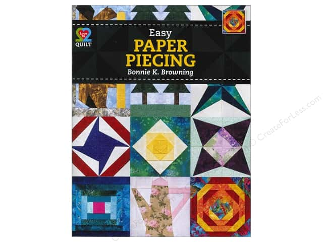 Paper Piecing Patterns Bonnie K. Browning