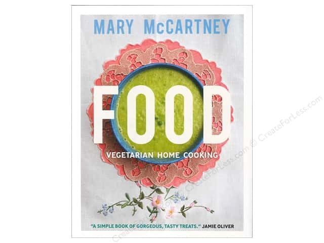 Sterling  Food: Vegetarian Home Cooking Book by Mary McCartney