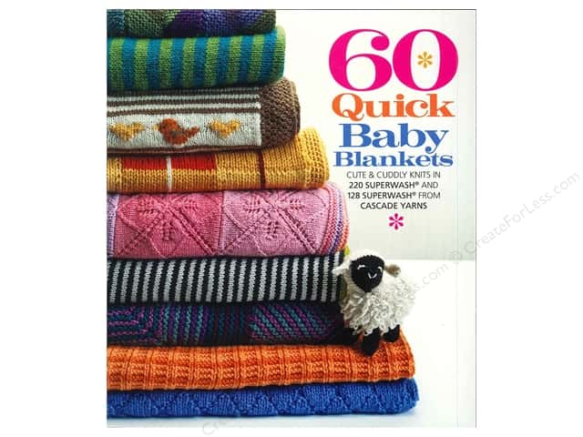Sixth & Spring 60 Quick Baby Blankets Book