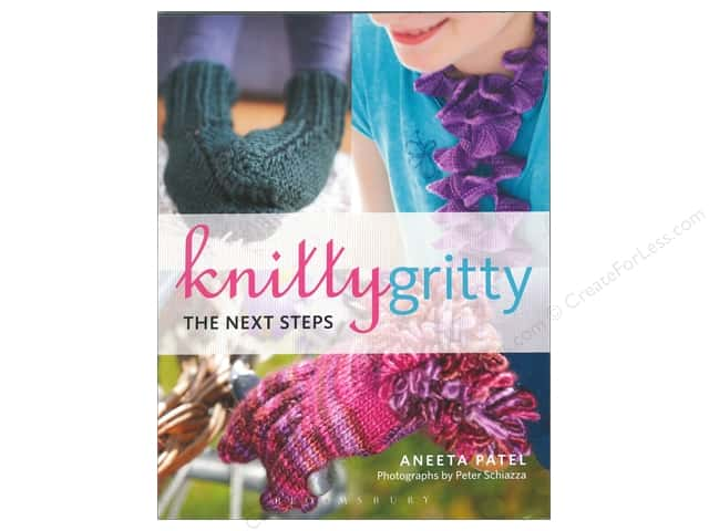 Bloomsbury Knitty Gritty The Next Steps Book by Aneeta Patel