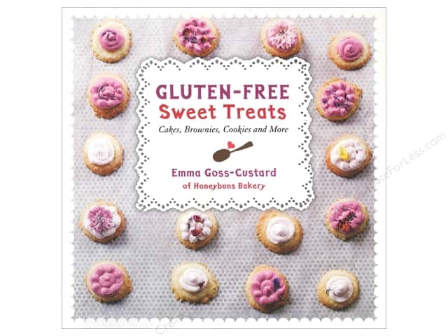 Sterling Gluten-Free Sweet Treats: Cakes, Brownies, Cookies and More Book by Emma Goss-Custard