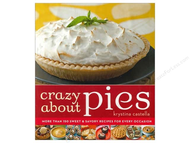 Sterling Crazy About Pies Book by Krystina Castella
