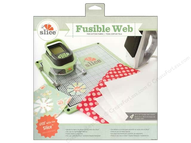Slice Fusible Web 4 pc.