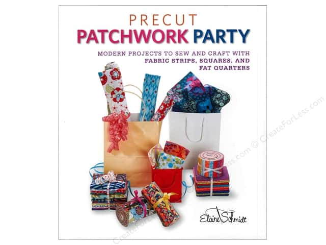Creative Publishing Precut Patchwork Party Book by Elaine Schmidt